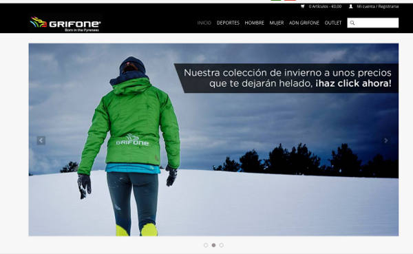 Grifone, in vendita la 'Moncler catalana'