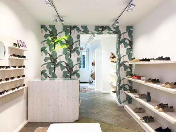 Manebí apre prima boutique a Milano