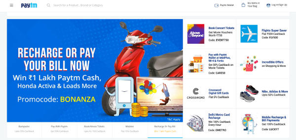 Alibaba cresce in India con Paytm