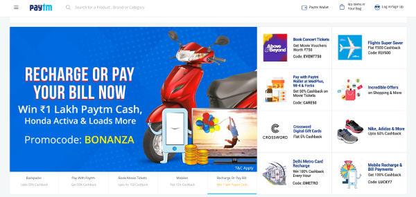 Alibaba cresce in India con Paytm