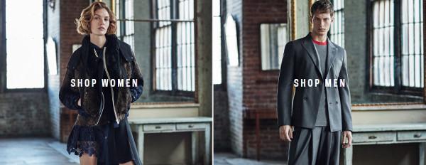 Farfetch svela 'store del futuro' e patto con Gucci