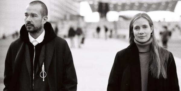 Lucie e Luke Meier alla creatività Jil Sander