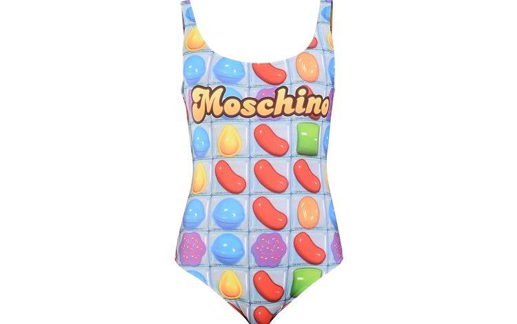 Moschino lancia la capsule con Candy Crush