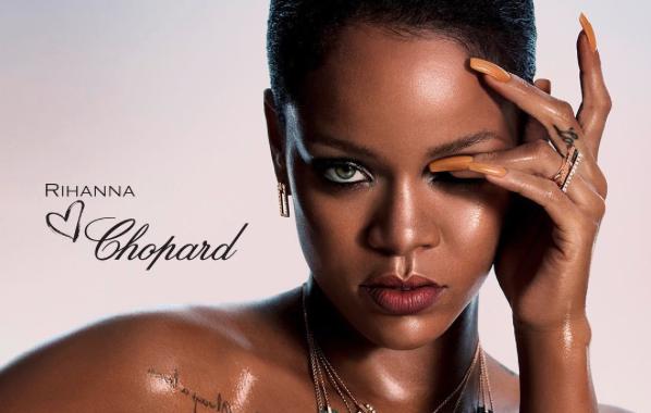 Tutti vogliono Rihanna. Adesso tocca a Chopard