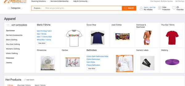 Anche Armani e Ferragni sbarcano su Alibaba