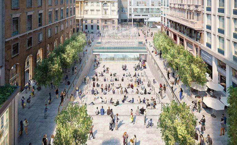 Apple svela lo store di Milano. Sotto terra (e sott'acqua)