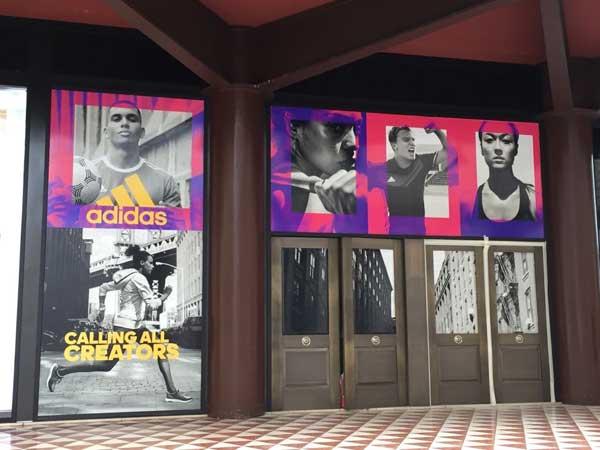 Superstore Adidas, via ai lavori nel cuore di Milano