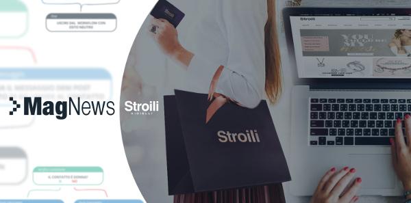 MagNews per Stroili: insieme per integrare online e offline