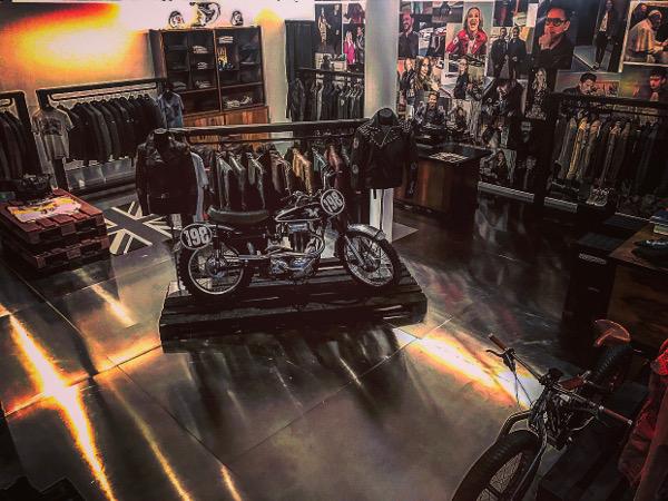 Matchless apre il primo store a Londra