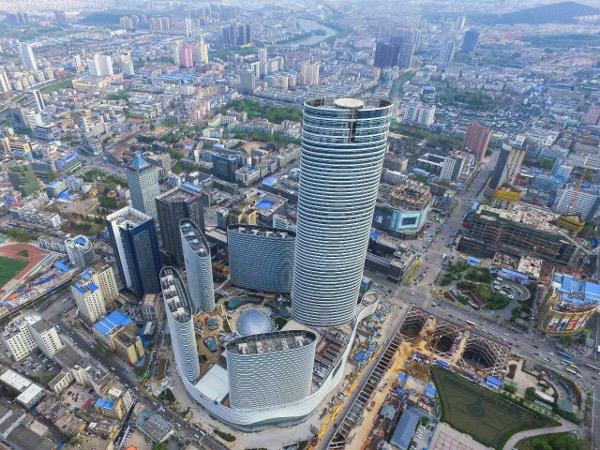 In Cina apre mall da 500mila metri quadrati