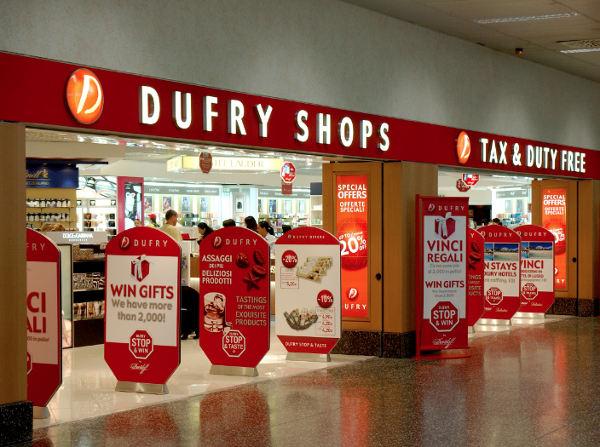 Richemont compra il 5% di Dufry