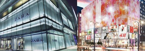 H&M e Inditex chiudono a Milano? Via alla grande frenata retail