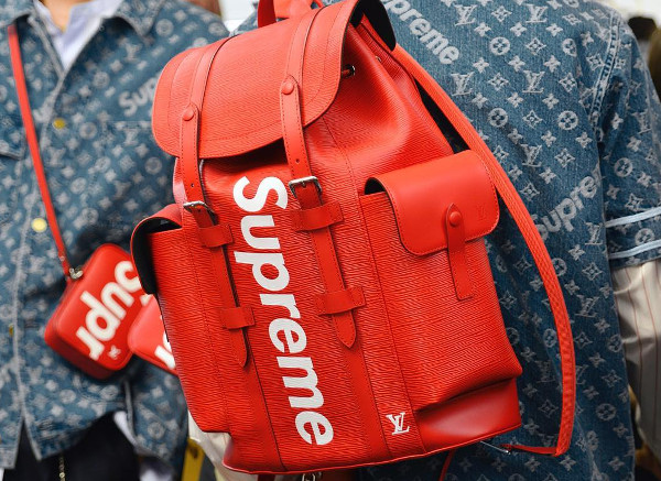 Louis Vuitton-Supreme parte dalla 'strada'