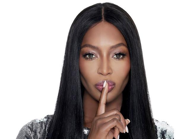 Naomi Campbell lancia il suo brand personale