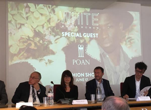 White Man & Woman, nuovi format ed exhibition