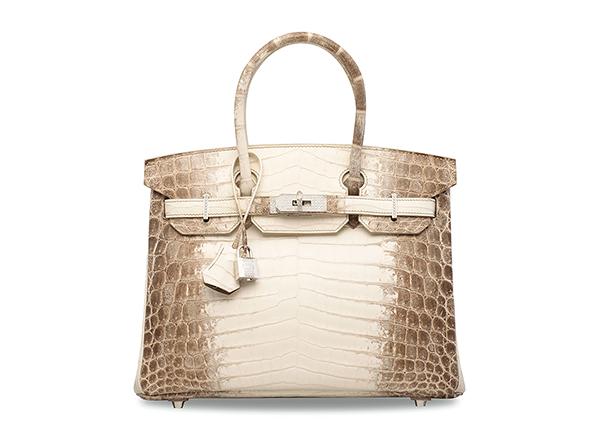La Birkin Hermès batte ogni record da Christie's