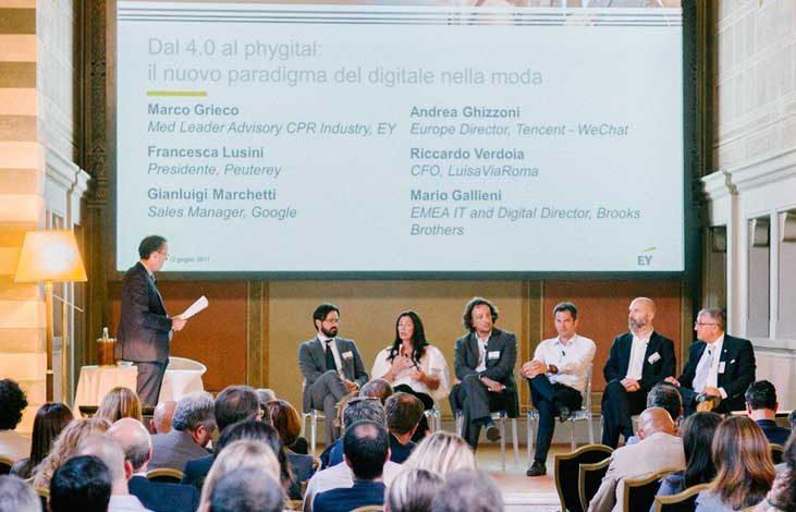 Convegno EY su sfida digitale e sostenibilità