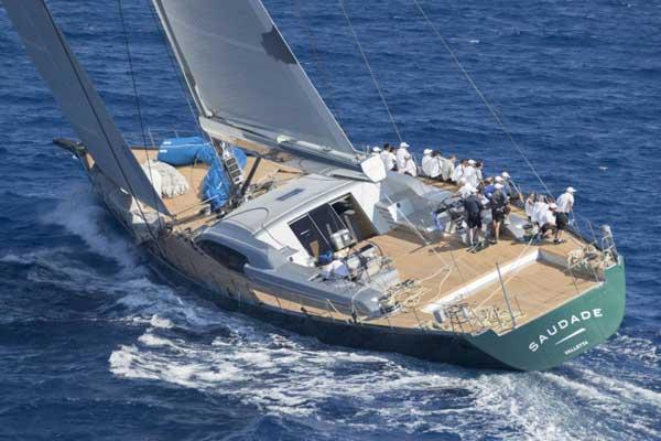 Loro Piana Superyacht Regatta, vincono Saudade e Magic Carpet