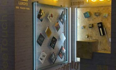 Luxoro apre spazio espositivo da Paper&People
