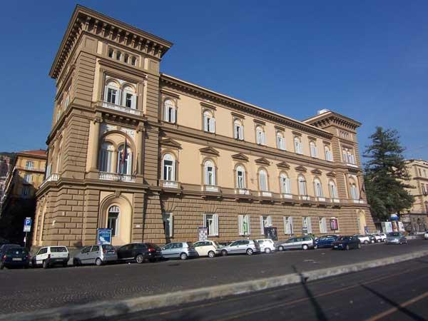Gruppo Capri conquista Palazzo Caravita a Napoli