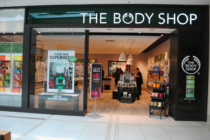 The Body Shop verso Natura Cosméticos