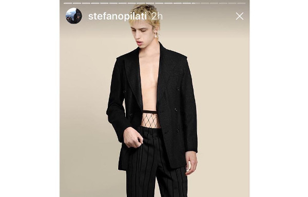 Pilati rispunta sulle Instagram stories