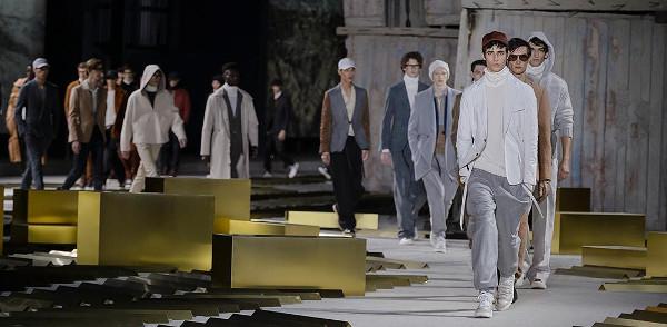 La moda uomo italiana cresce nel trimestre (+5%)
