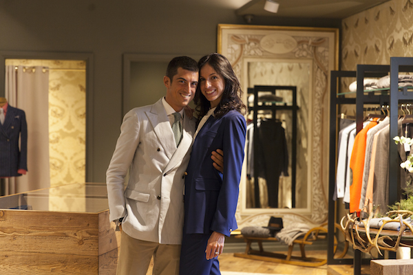 Ritz Saddler sceglie Cortina per la prima boutique