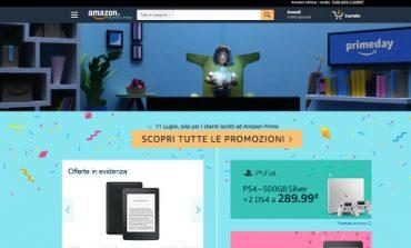 Vendite boom (+60%) per l'Amazon Prime Day
