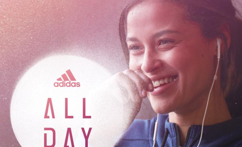 Adidas lancia la app lifestyle All Day