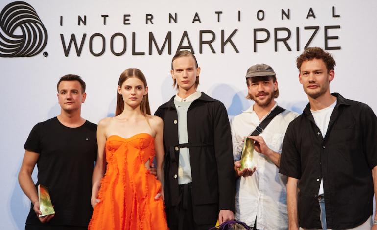 L'Homme Rouge e Laport vincono il Woolmark Prize europeo