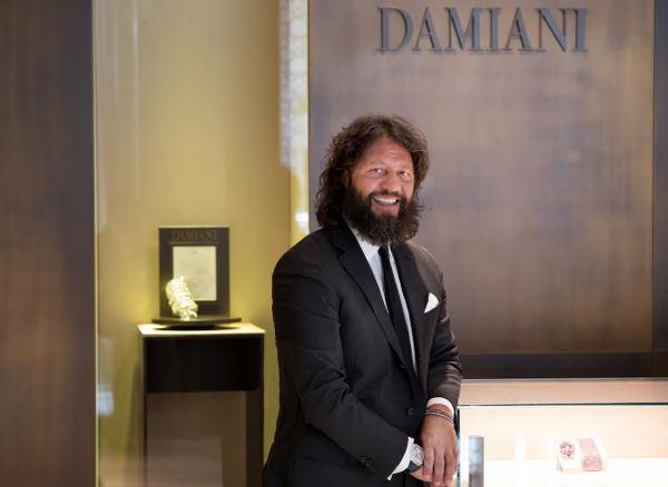 Damiani, focus sul mercato asiatico