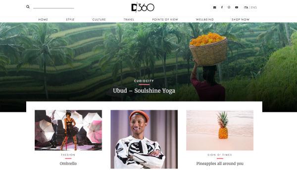 Dondup lancia il progetto editoriale D360