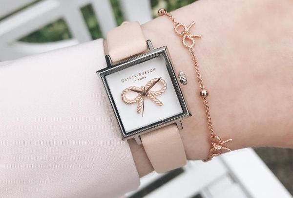 Movado rileva gli orologi Olivia Burton