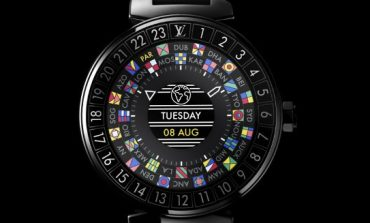 Louis Vuitton lancia lo smartwatch