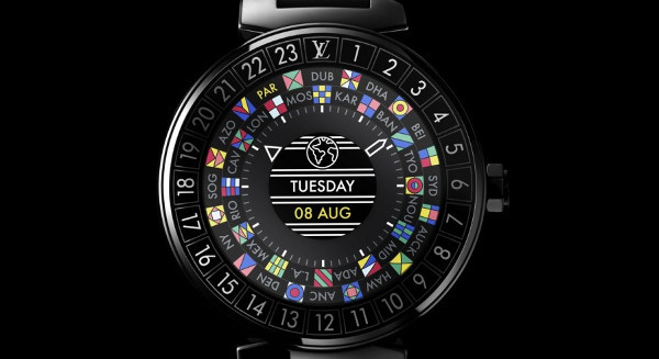 Louis Vuitton lancia lo smartwatch