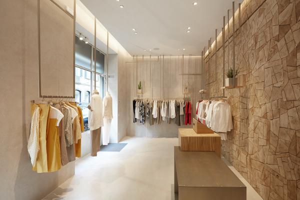 Rosso35 apre il primo store a Milano