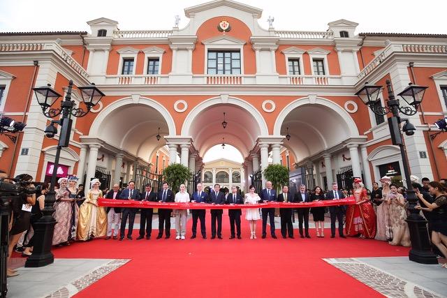 Florentia Village mette la quinta in Cina