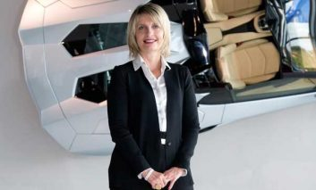 Bassi è chief marketing officer di Lamborghini