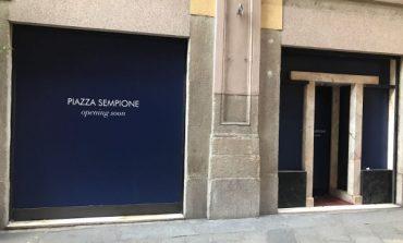 Piazza Sempione prende casa in via della Spiga
