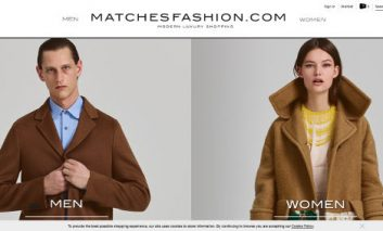 Apax Partners si compra Matchesfashion