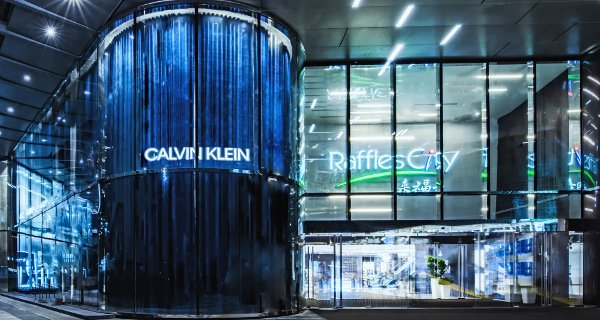 Calvin Klein lancia nuovo format multibrand