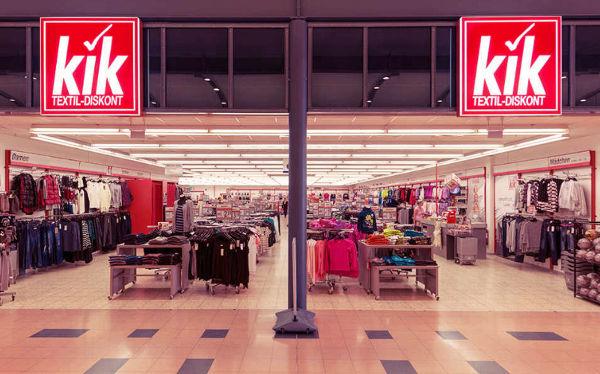 Kik sbarca in Italia con la moda discount tedesca
