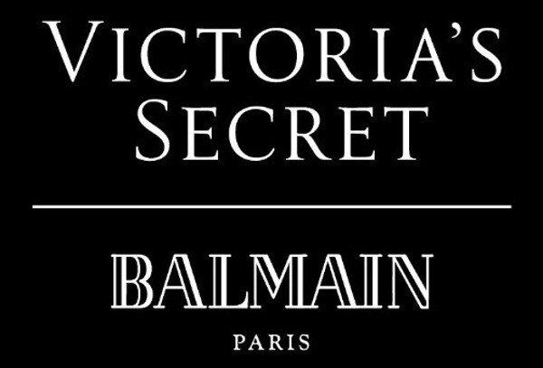 Balmain sarà la prima griffe di Victoria's Secret