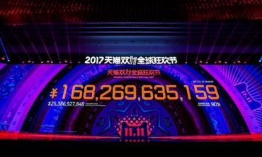 Alibaba spinge il single day oltre i 25 mld $