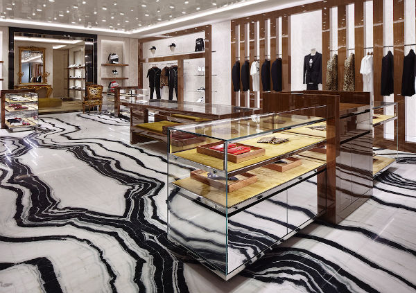 Dolce & Gabbana, concept diverso in ogni città