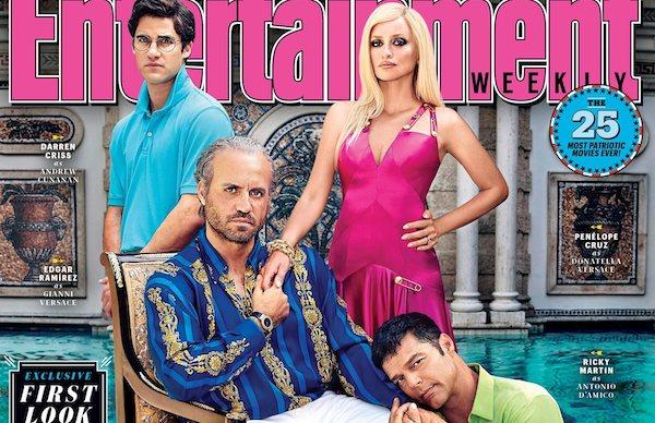 Versace si dissocia dal telefilm americano