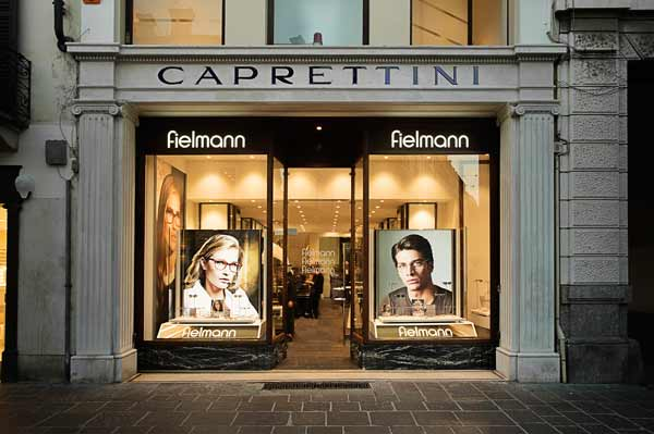 L'eyewear di Fielmann si rafforza in Italia
