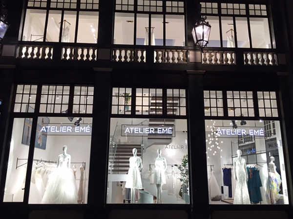 Atelier Emé, primo store a Torino