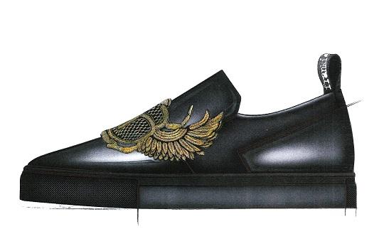 A Zengarini le scarpe di Frankie Morello